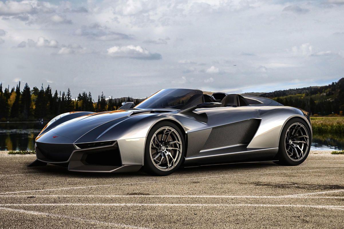 Meet The Rezvani Beast An American Built Road And Track Attacker Super Cars Super Sport Cars Sports Car