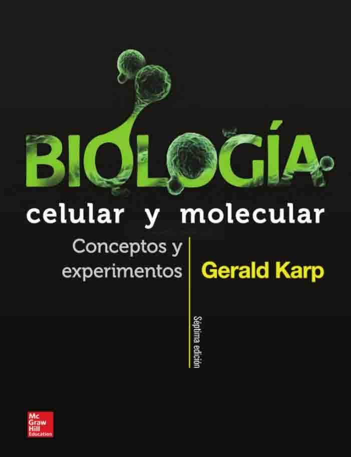 Biologia Celular Y Molecular 7ed Conceptos Y Experimentos Autor
