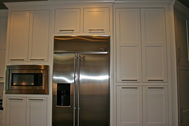 I Envision The Pantry Wall Looking Like This But Without