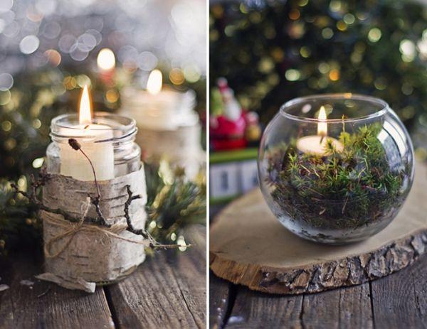 Natural Christmas Decorations Natural Christmas Decor Natural Christmas Christmas Centerpieces