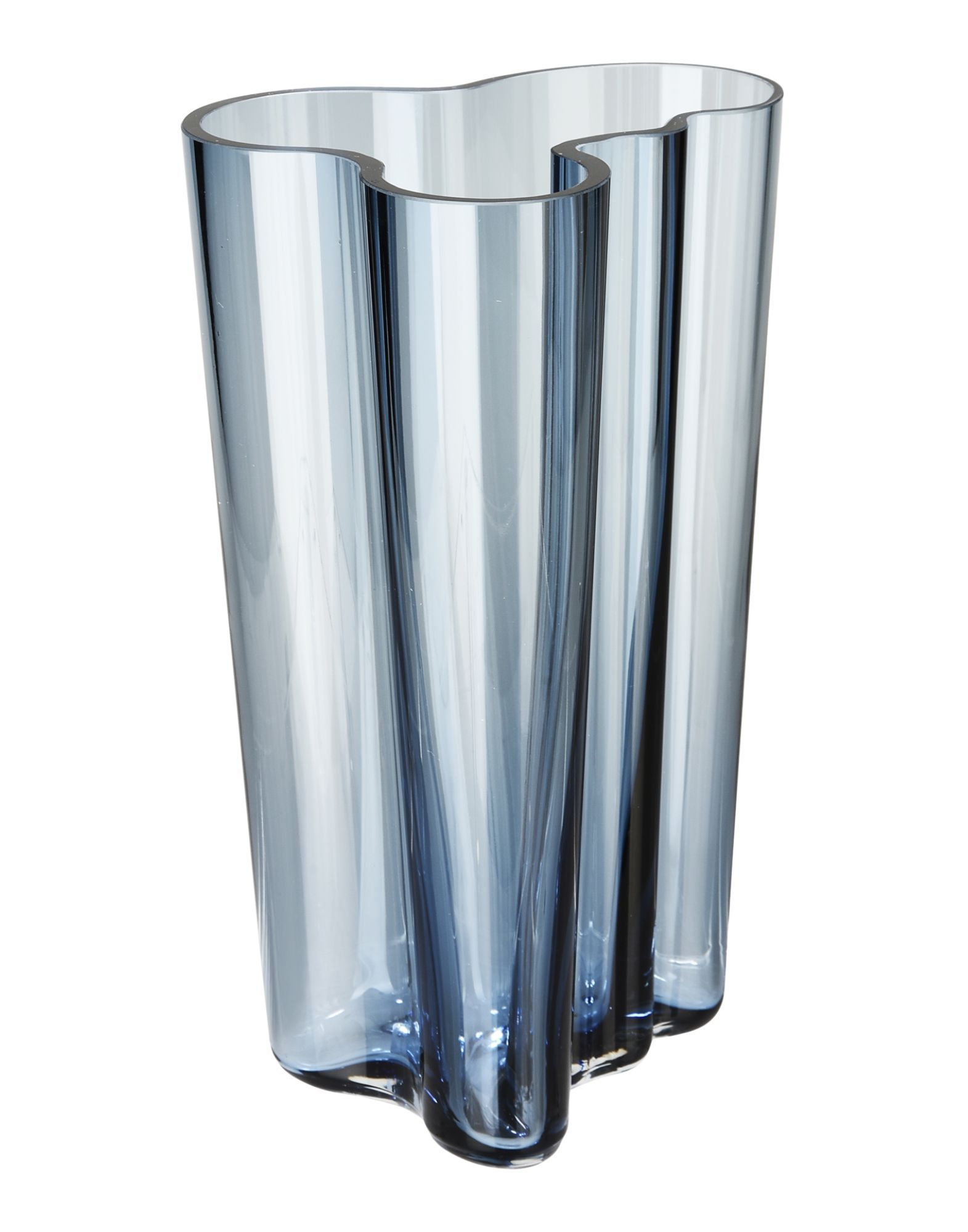 Blue Glass Iittala Vase With Images Vase Home