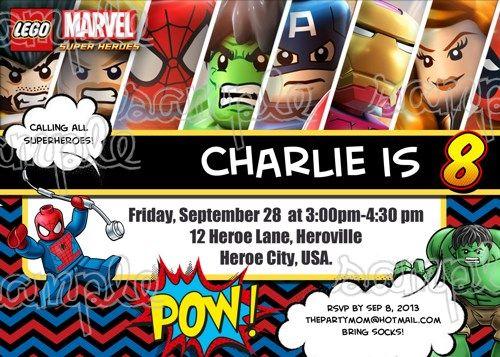 Superhero birthday invitations templates free myles pinterest superhero birthday invitations templates free filmwisefo