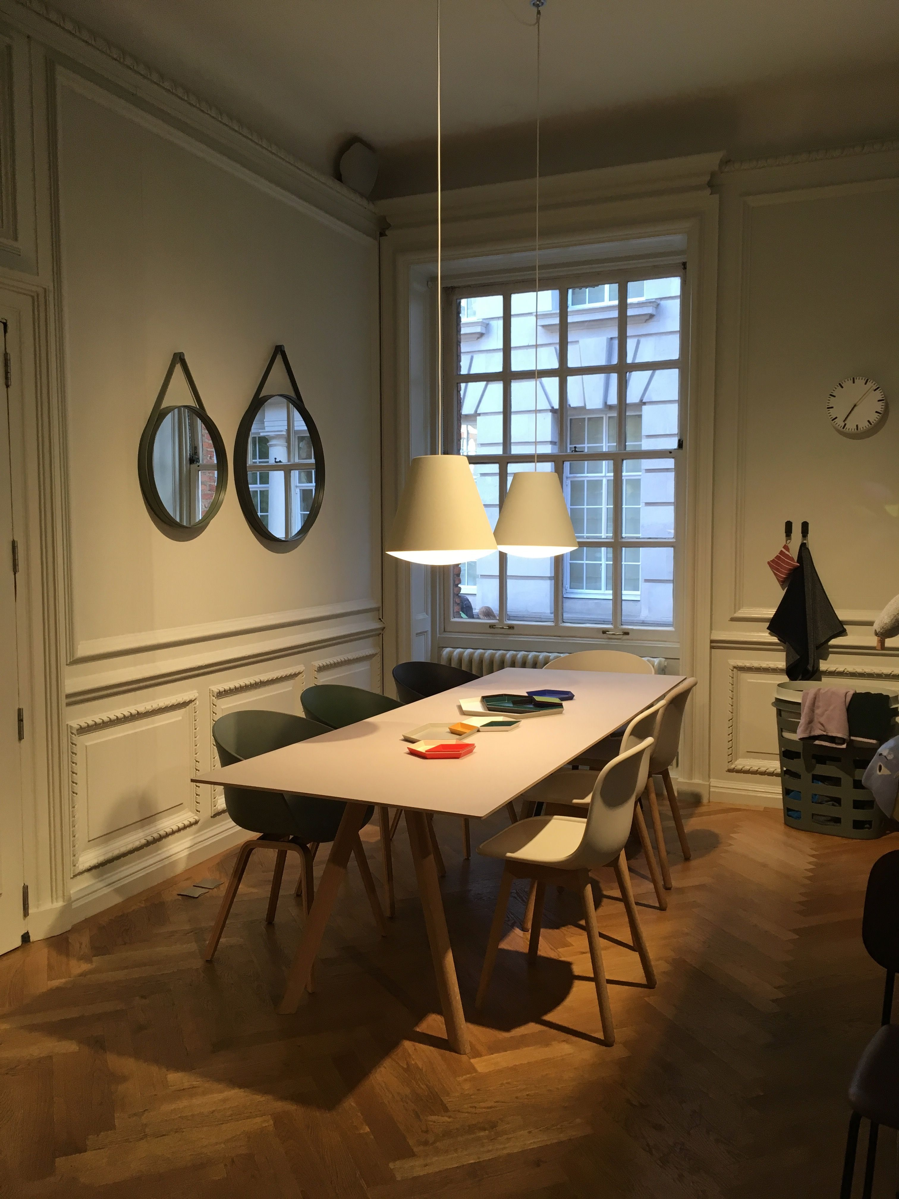 Hay London Showroom | Home Decor, Midcentury and Contemporary ...