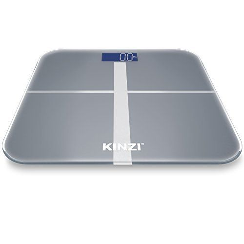 Kinzi Precision Digital Bathroom Scale W Extra Large Lighted Display 400 Lb Capacity And Digital Weighing Scale Amazing Bathrooms Bathroom Interior Design