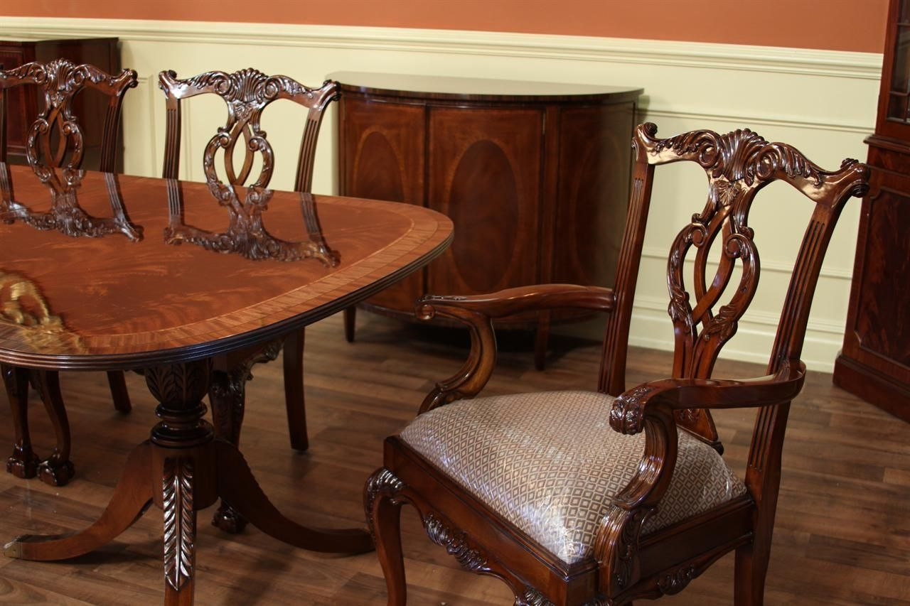 Room · Chippendale Style Dining Room Chairs & Chippendale Style Dining Room Chairs | http://enricbataller.net ...