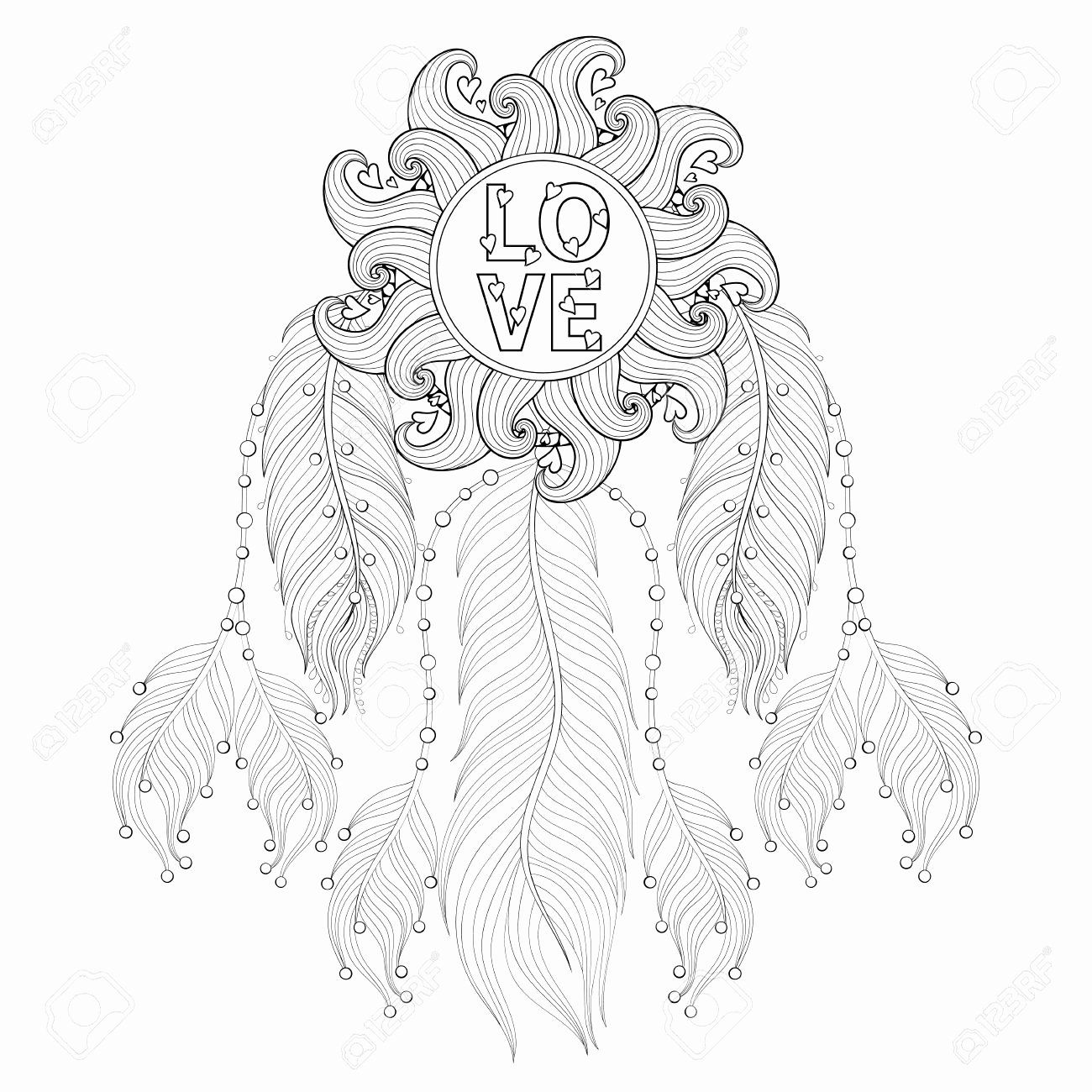 - Buy Adult Coloring Books Online Beautiful Hand Drawn Dreamcatcher