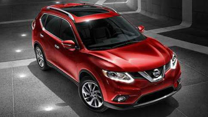 2018 Nissan Rogue New Design