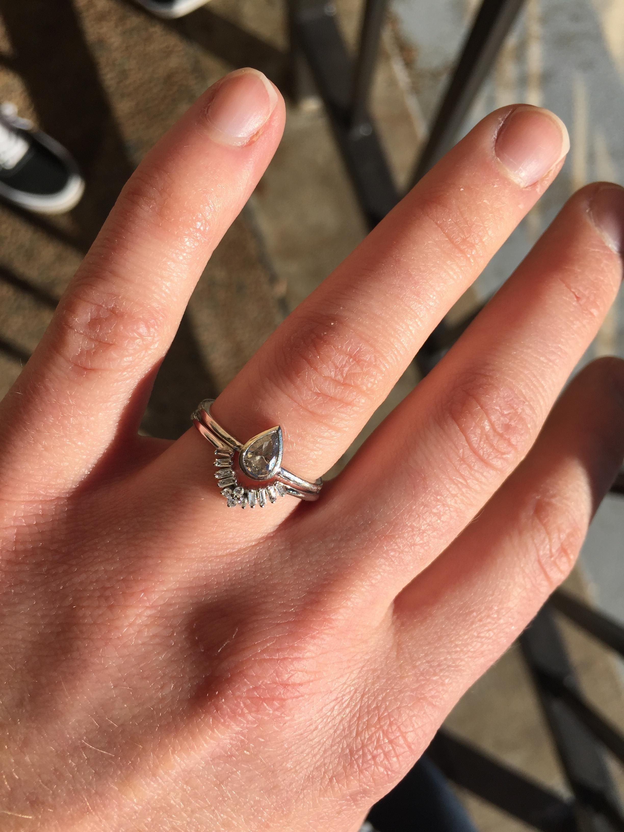 coshik (u/coshik) Reddit Engagement rings, Ring sets