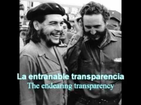 Natalie Cardone Hasta Siempre Comandante Che Guevara Songs Historical Events