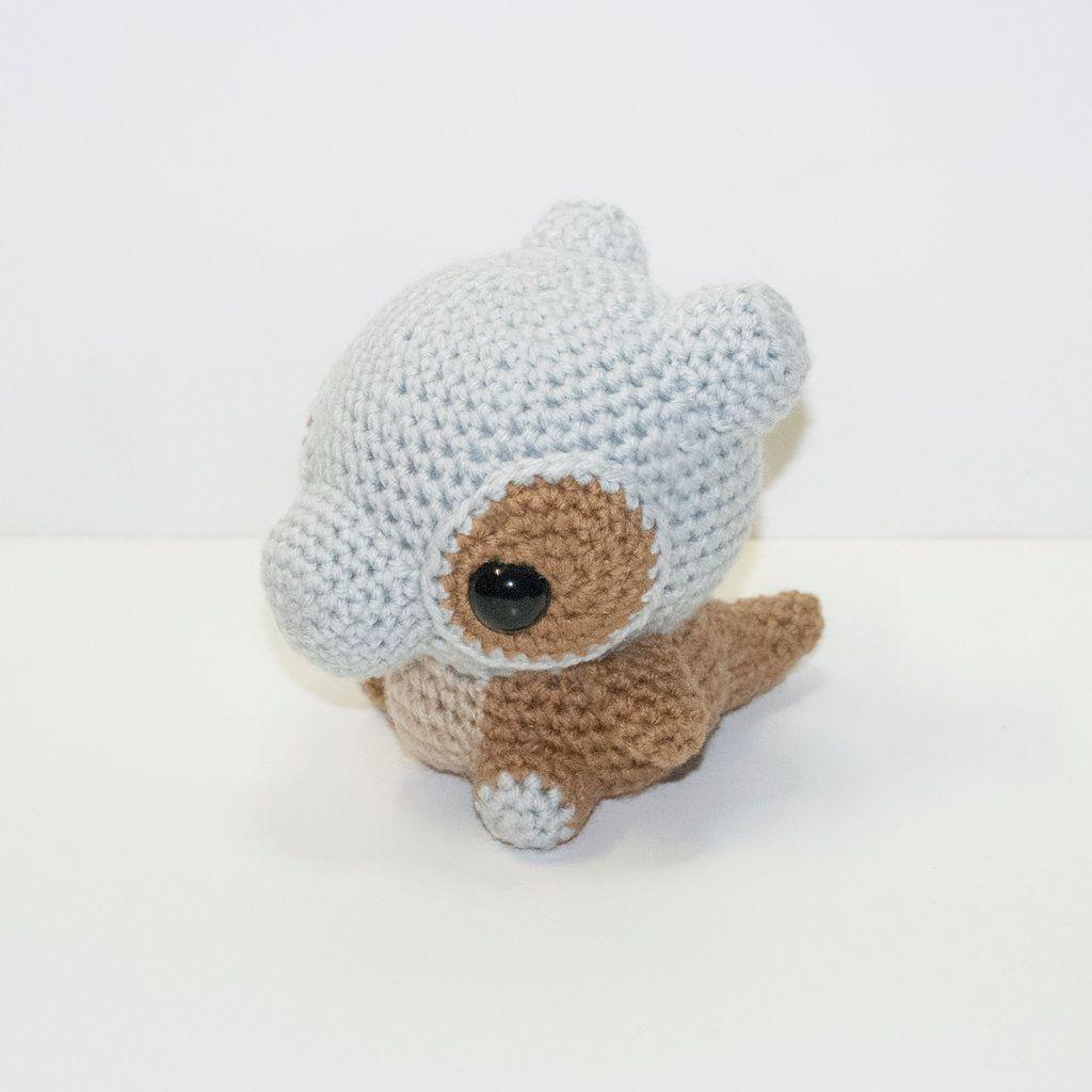 Cubone by Heartstringcrochet.deviantart.com on @DeviantArt | kawaii ...