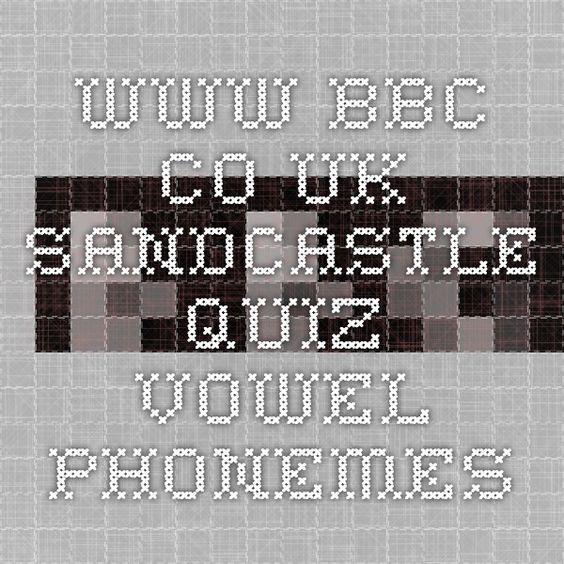 Bbc Online Phonics Games