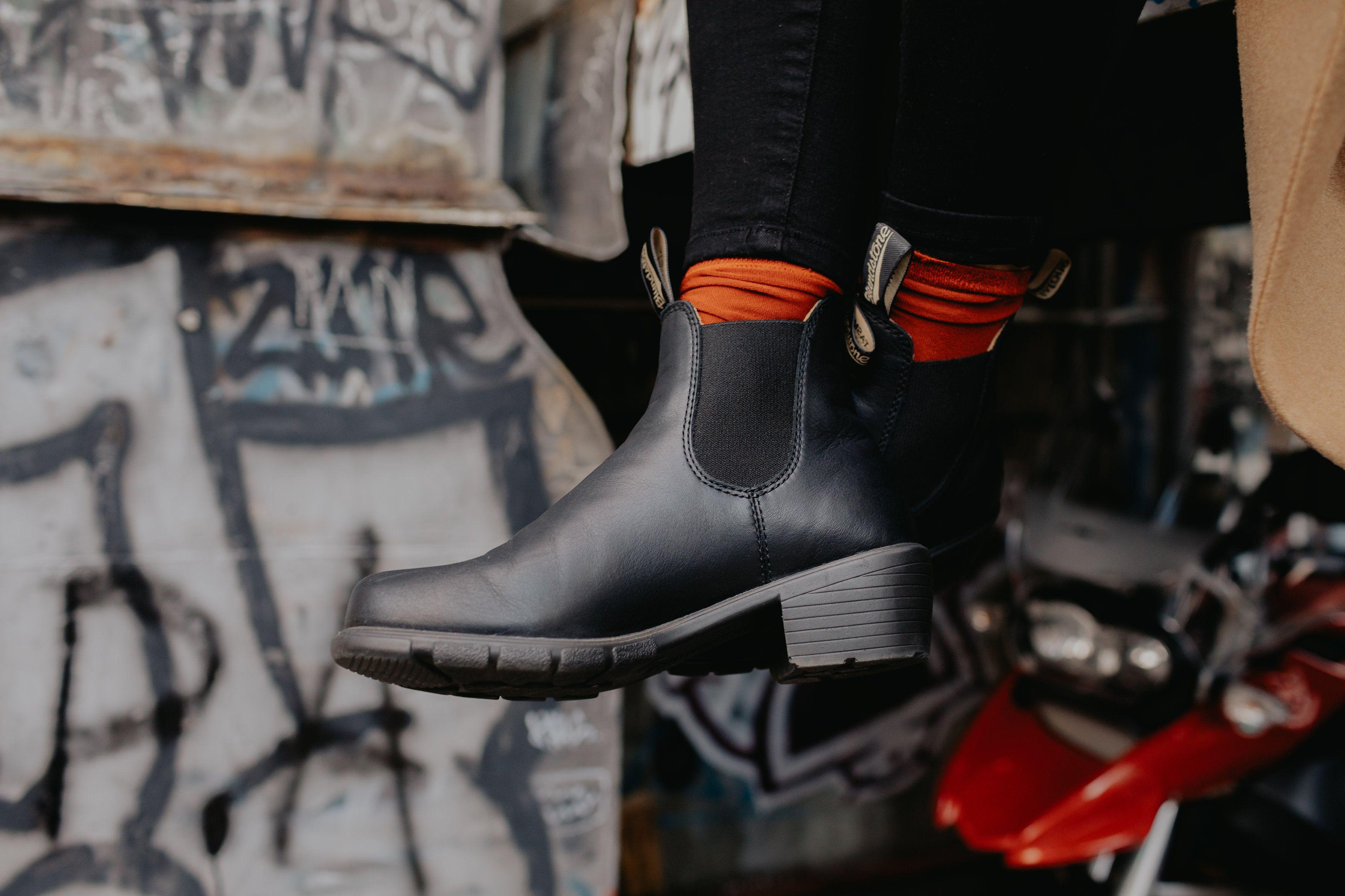 Shop Women's BLUNDSTONE 1671 Heel Boot