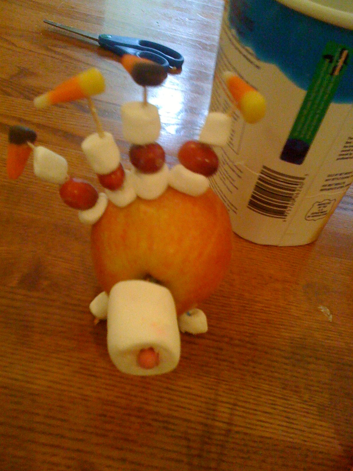 Thanksgiving Art Projects For Preschoolers