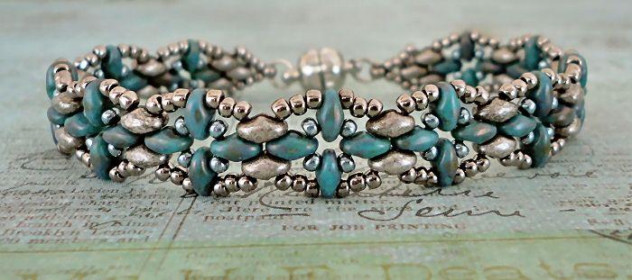 Linda's Crafty Inspirations: Harmony Band & Harmony Earrings Set