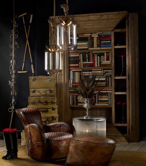 The Tesla pendant is handblown in clear or amber glass with matt brass hardware and steel hanging wire. Daring furniture handcrafted by Timothy Oulton.