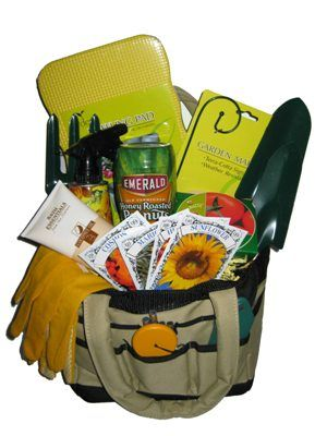 Gardening Tools Gift Basket Gardening Gift Basket St Louis