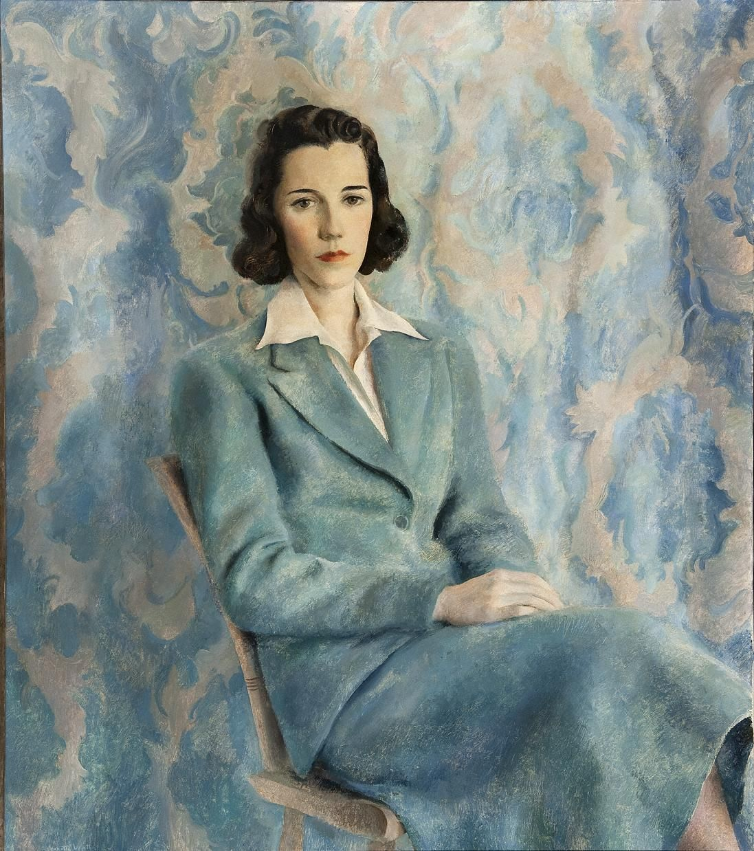 Pin By Andrew Garberolio On Bentley: Portrait Of Catharine Skelly (Mrs