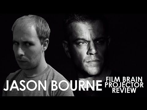 Projector: Jason Bourne (REVIEW)