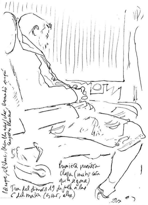 Prumièra prumièra classa (menhs cara que la segona), 19 de julh 2016 (escur, alba).