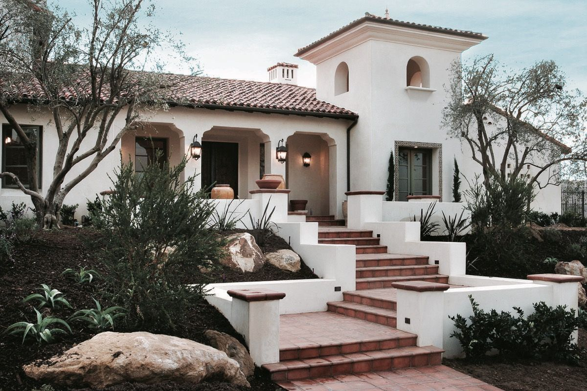 Selection Spanish Style For Your Garden Patio Design Best Patio Design Ideas Courtyard House Plans Courtyard Design Spanish Style Homes