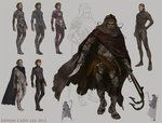 Dune - Fedaykin Death Commandos by ~Gorrem on deviantART