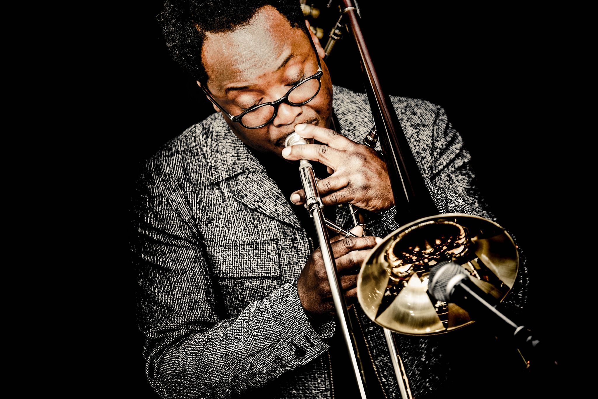 darren cowley | Dennis Rollins | I love jazz music and this guy knows…