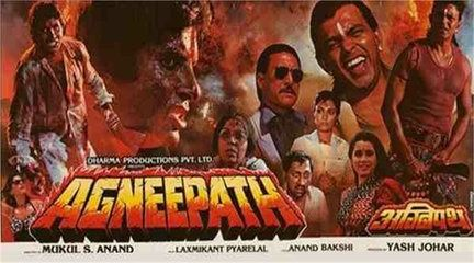 Agneepath 1990 Bollywood Hindi Full HD Movie | Movies in 2019