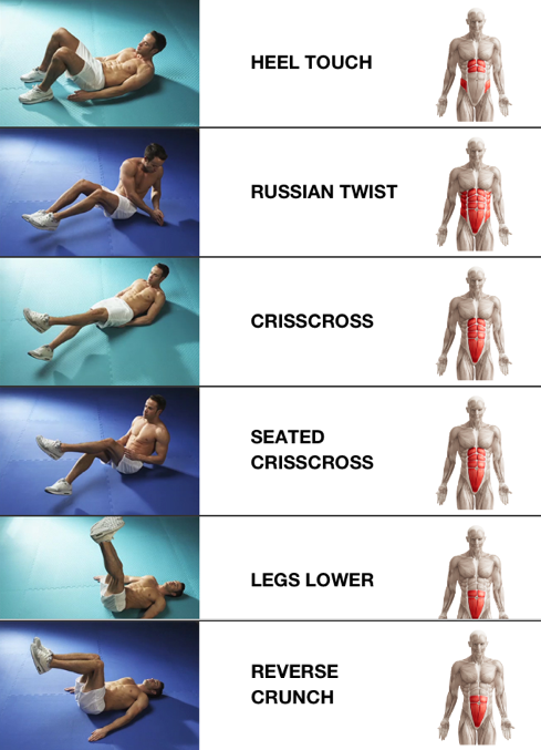 Here is the full Ab Workout if anyone was interested - Imgur #Fitness #Health #Exercise #Workout #Motivation #LIFECommunity