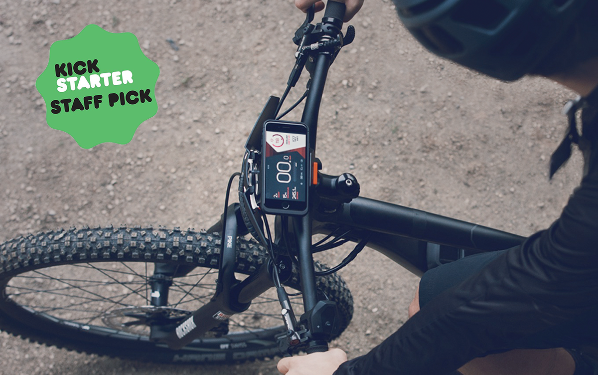 Cobi Is The Smart Way To Upgrade Your Bike To Make Your Ride Safer Easier And More Enjoyable Dpcritic Elektrofahrrad Fahrrad Smartphone