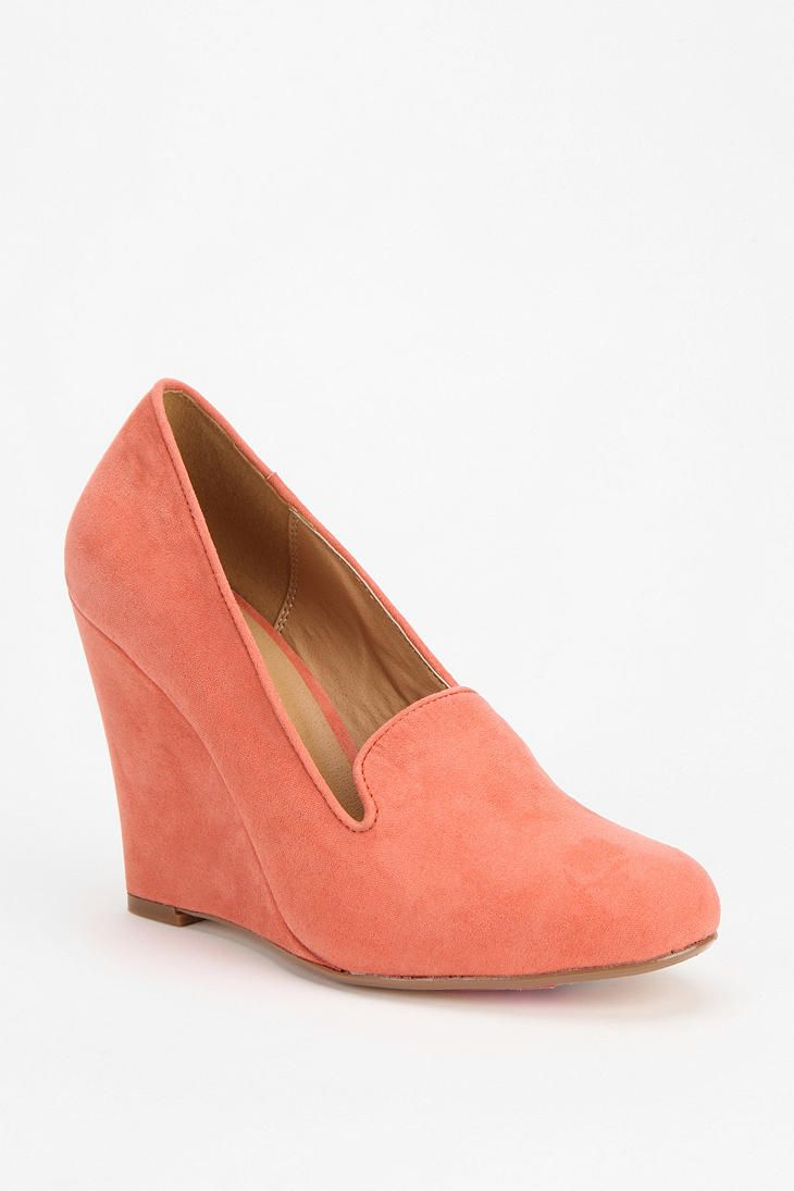 Chelsea Crew Wedge Loafer #urbanoutfitters