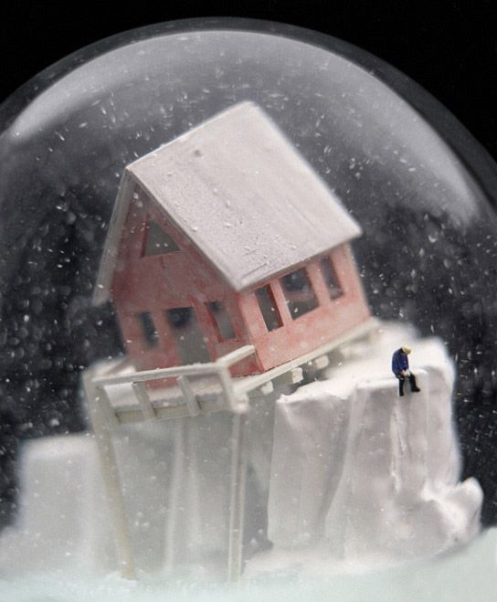 Stunning Creep Snow Globes To Inspire You