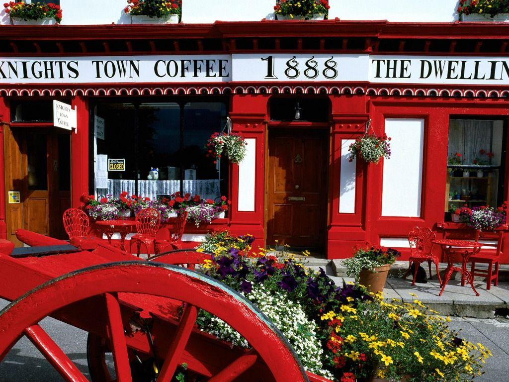 A Knightstown coffee shop