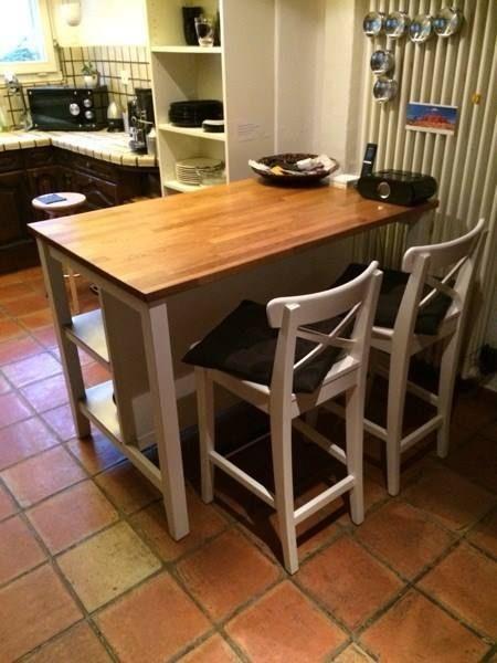 Ikea kücheninsel stenstorp  Ikea Stenstorp hyllor, smart! Istället för att ha plats för ...