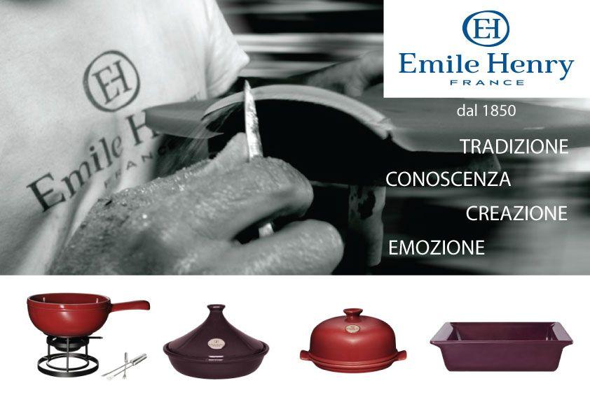 Passione ed eleganza in cucina Emile Henry Cucinare Pinterest - Philips Cucina Küchenmaschine