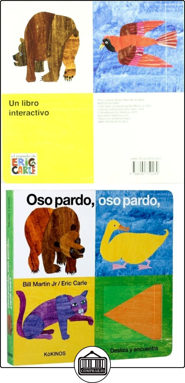 Moderno Oso Pardo ¿qué Ves Para Colorear Adorno - Ideas Creativas ...