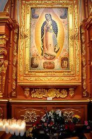 Virgen De Guadalupe San Fernando Cathedral San Fernando Cathedral Virgin Mary