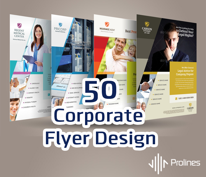Connu 50+ Beautiful Corporate Flyer Design Inspiration for Saudi  NO26