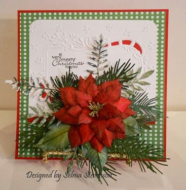 Selma's Stamping Corner and Floral Designs: Blog Candy Winner