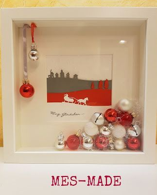 MESMADE Christmas picture frame  MESMADE Christmas picture frame