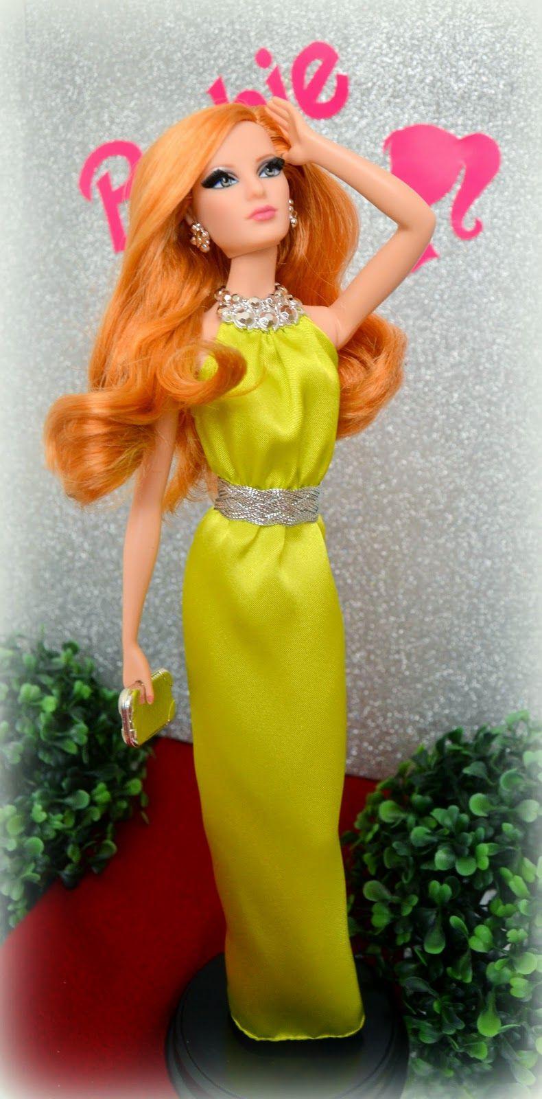 Mi casita de muñecas: Barbie Look Red Carpet | Barbie Dolls | Pinterest