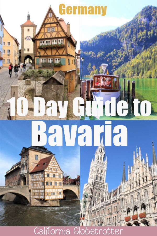 , Your 10 Day Guide to Bavaria, My Travels Blog 2020, My Travels Blog 2020