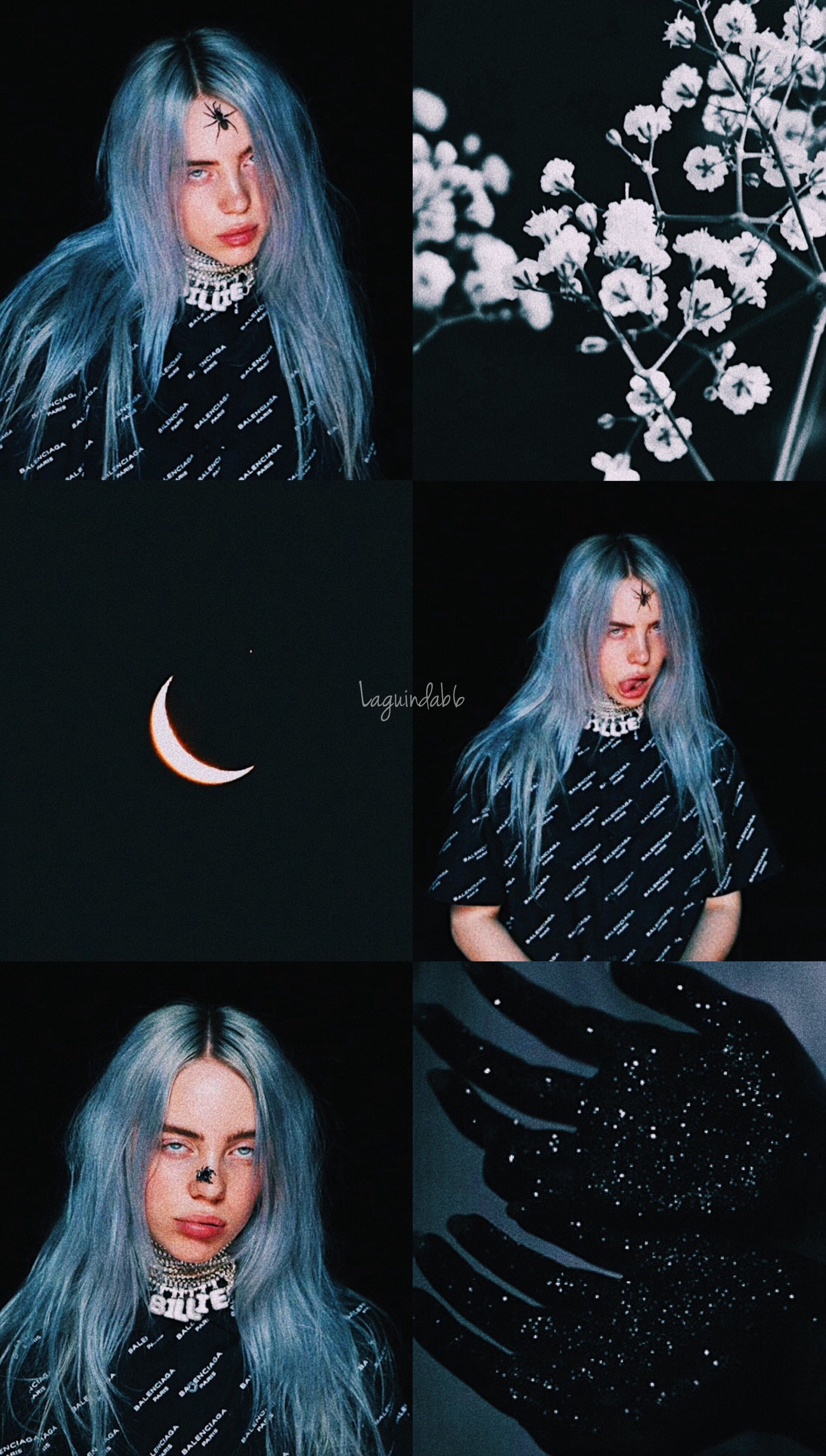Follow Me For More Laguindab6 Aesthetic Billieeilish Wallpaper Billie Eilish Billie Celebs