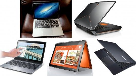 Gizmag's pick of the best notebooks of 2013
