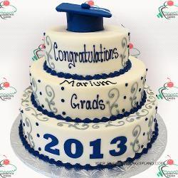 Groovy Custom Graduation Cakes Plano Amp Frisco Tx Elizabeth39S Funny Birthday Cards Online Amentibdeldamsfinfo