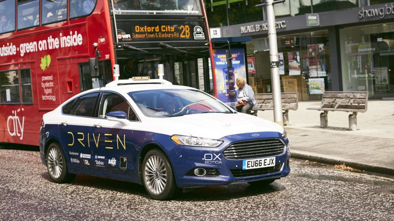 Insurers Controlling Autonomous Vehicles Could Speed Up Deployment