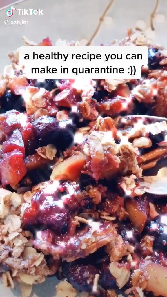 Jaztyler On Tiktok Video Food Videos Desserts Fun Baking Recipes Diy Food Recipes