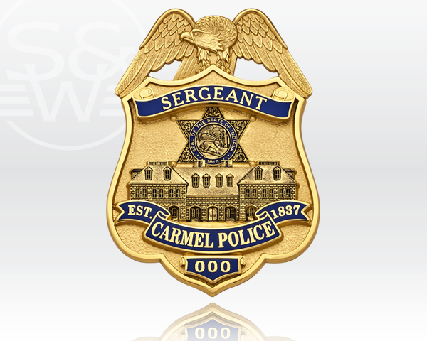 Carmel IN Police | Custom Badges | Custom badges, Badge