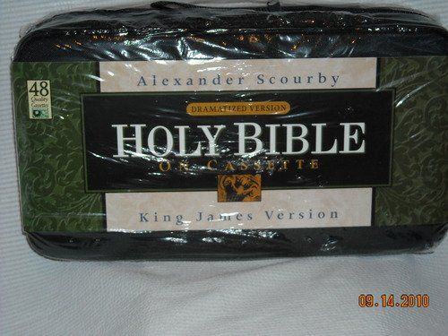Listen To A Dramatized King James Version Bible Dramatized By