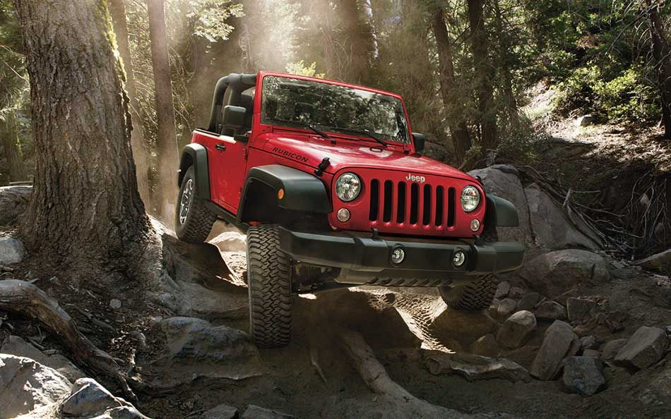 2015 Jeep Wrangler Exterior Love This Trail Picture Of The New