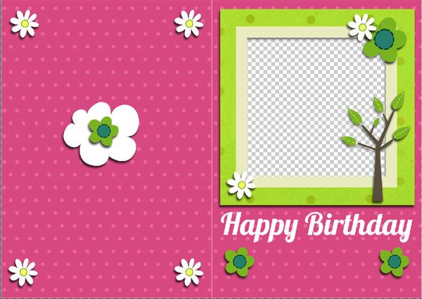Make And Print Birthday Cards For Free Printable Card Templates